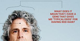Steven Pinker Personal Genomics